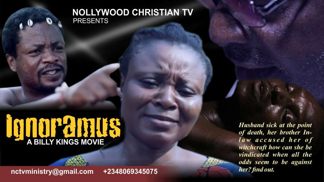 Ignoramus-A film by billy kings