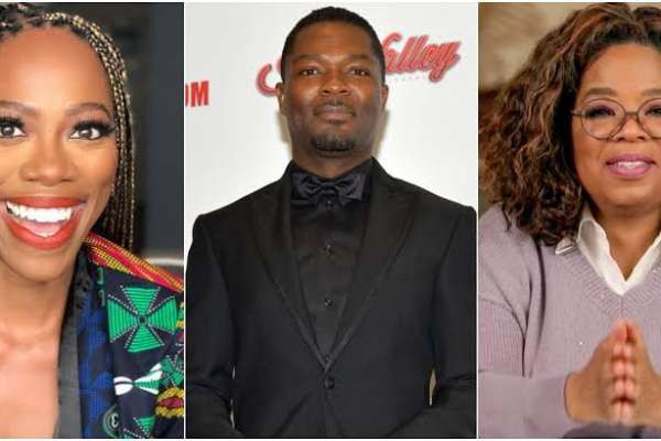 David Oyelowo produces Yvonne Orji movie alongside Oprah for Disney