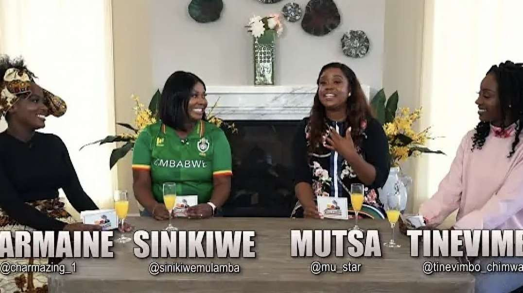 Ndeipi MuDiaspora Talk Show | Going Back To Africa |