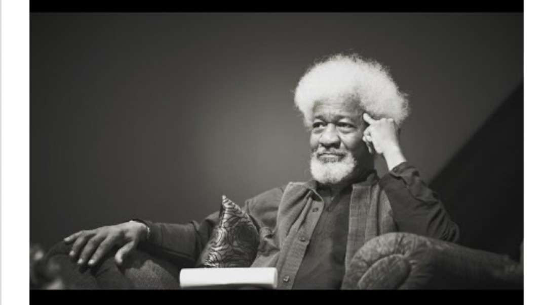 Wole Soyinka: Glutton of Tranquility