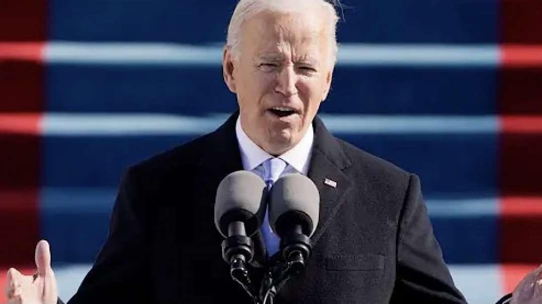 President Biden inauguration speech Goes Viral As Trump Leave office.
