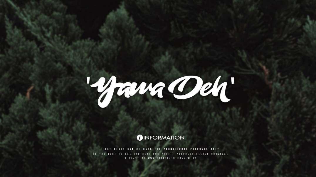 Omah Lay x Burnaboy Type Beat | YAWA |