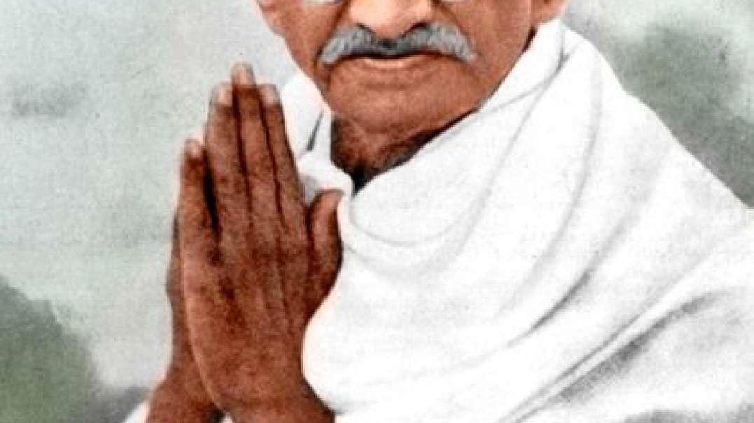 Mahatma Gandhi Arrives in the UK (1931)