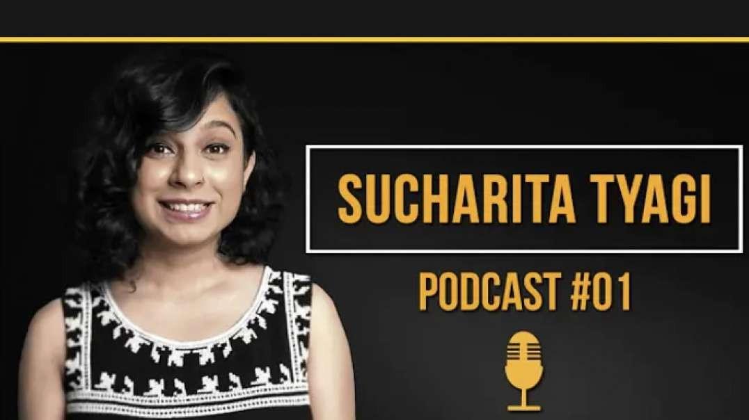 Podcast #01 | Sucharita Tyagi | Film Critic #Vcasts