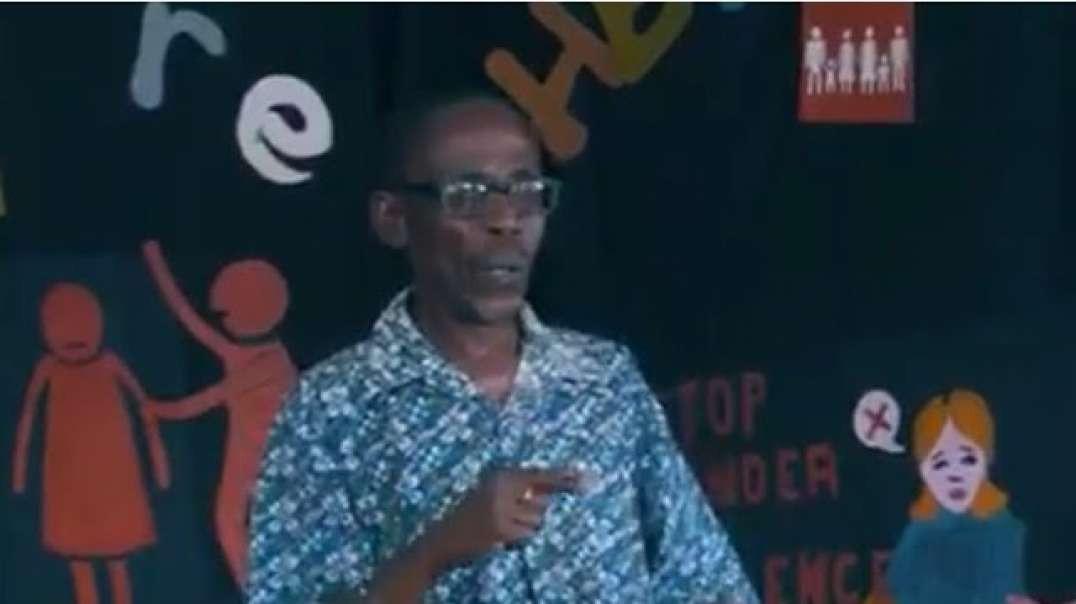 Chirikure Chirikure shares a hilarious but educative poem