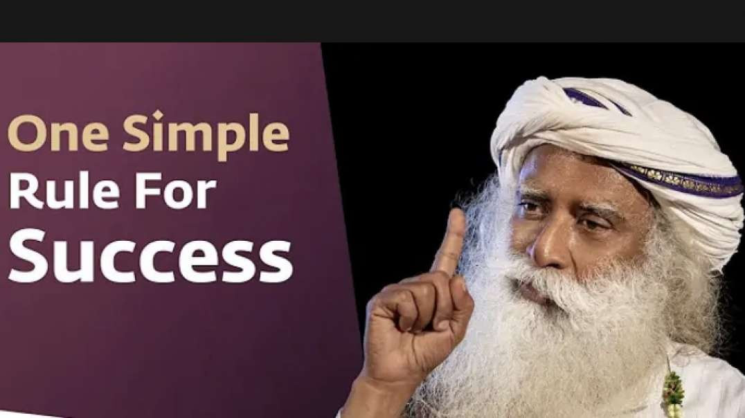 How To Be Really Successful? | Sadhguru Answers  #VCAST