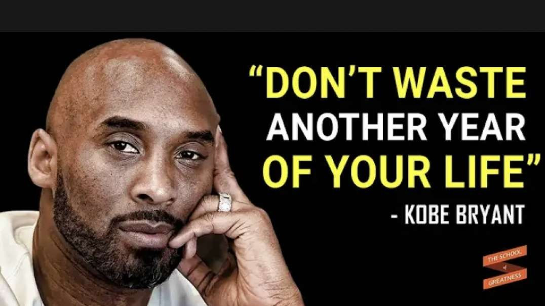 Listen To This and Change Yourself | Kobe Bryant (Eye Opening Speech) #VCAST